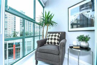 Photo 13: 1203 909 BURRARD STREET in : Vancouver West Condo for sale : MLS®# R2088933