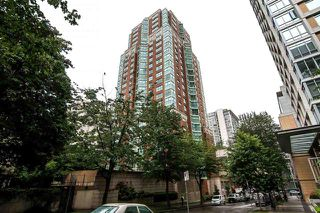 Photo 1: 1203 909 BURRARD STREET in : Vancouver West Condo for sale : MLS®# R2088933