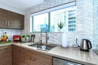 Photo 8: 1203 909 BURRARD STREET in : Vancouver West Condo for sale : MLS®# R2088933