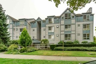 Photo 1: 105 7465 SANDBORNE AVENUE in Burnaby: South Slope Condo for sale (Burnaby South)  : MLS®# R2204100