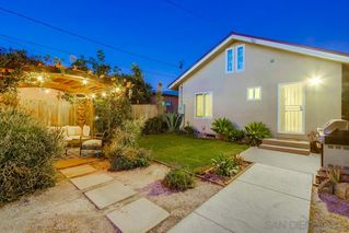 Main Photo: CITY HEIGHTS House for sale : 4 bedrooms : 3578 42nd St in San Diego