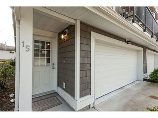 "Photo 2: 15 6036 164 Street in Surrey: Cloverdale BC Townhouse for sale in ""Arbour Village"" (Cloverdale)  : MLS®# R2445991"