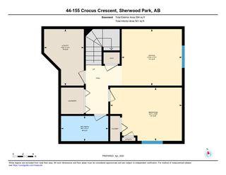 Photo 35: 44 155 CROCUS Crescent: Sherwood Park Condo for sale : MLS®# E4195525