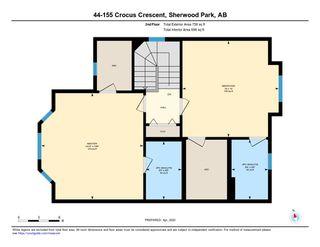 Photo 34: 44 155 CROCUS Crescent: Sherwood Park Condo for sale : MLS®# E4195525