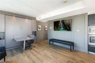 Photo 6: 1401 707 Courtney St in Victoria: Vi Downtown Condo for sale : MLS®# 843343