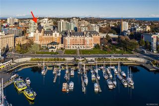 Photo 24: 1401 707 Courtney St in Victoria: Vi Downtown Condo for sale : MLS®# 843343