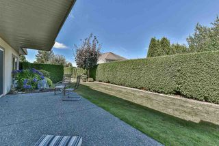 """Photo 37: 17 30703 BLUERIDGE Drive in Abbotsford: Abbotsford West Townhouse for sale in """"Westsyde Park Estates"""" : MLS®# R2488803"""