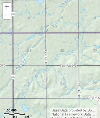 Photo 9: Range Road 64 Township Rd 574: Rural Lac Ste. Anne County Rural Land/Vacant Lot for sale : MLS®# E4211313