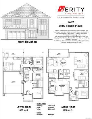 Photo 2: 2709 Panda Pl in : La Langford Lake House for sale (Langford)  : MLS®# 856031