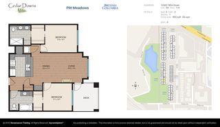 "Photo 32: 404 12565 190A Street in Pitt Meadows: Mid Meadows Condo for sale in ""Cedar Downs"" : MLS®# R2505666"