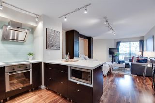 "Photo 2: 206 1545 E 2ND Avenue in Vancouver: Grandview Woodland Condo for sale in ""TALISHAN WOODS"" (Vancouver East)  : MLS®# R2508686"