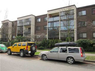 """Photo 1: 403 1140 PENDRELL Street in Vancouver: West End VW Condo for sale in """"SOMERSET"""" (Vancouver West)  : MLS®# V931325"""