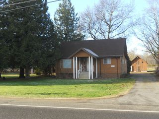 "Photo 1: 4423 BOUNDARY Road in Abbotsford: Sumas Prairie House for sale in ""YARROW"" : MLS®# F1301021"
