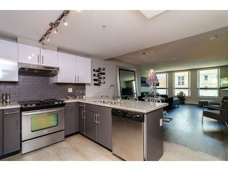 "Photo 1: 406 14 BEGBIE Street in New Westminster: Quay Condo for sale in ""INTERURBAN"" : MLS®# V1012510"