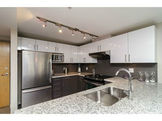 "Photo 9: 406 14 BEGBIE Street in New Westminster: Quay Condo for sale in ""INTERURBAN"" : MLS®# V1012510"