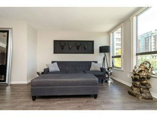 "Photo 6: 406 14 BEGBIE Street in New Westminster: Quay Condo for sale in ""INTERURBAN"" : MLS®# V1012510"