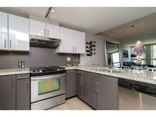 "Photo 10: 406 14 BEGBIE Street in New Westminster: Quay Condo for sale in ""INTERURBAN"" : MLS®# V1012510"