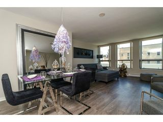 "Photo 2: 406 14 BEGBIE Street in New Westminster: Quay Condo for sale in ""INTERURBAN"" : MLS®# V1012510"