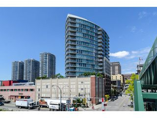 "Photo 20: 406 14 BEGBIE Street in New Westminster: Quay Condo for sale in ""INTERURBAN"" : MLS®# V1012510"