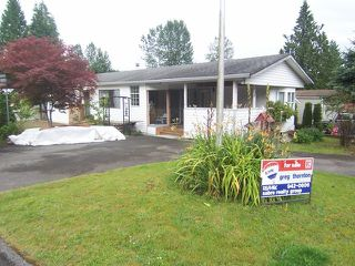 """Photo 2: 69 10221 WILSON Avenue in Mission: Stave Falls Manufactured Home for sale in """"Triple Creek Estates"""" : MLS®# F1315634"""