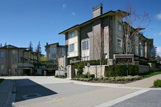 """Main Photo: 120 9229 UNIVERSITY Crescent in Burnaby: Simon Fraser Univer. Townhouse for sale in """"SERENITY"""" (Burnaby North)  : MLS®# V1018915"""