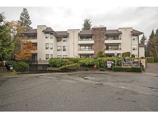 Photo 1: # 105 1150 DUFFERIN ST in Coquitlam: Eagle Ridge CQ Condo for sale : MLS®# V1035171