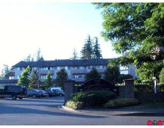 "Photo 1: 110 21975 49TH AV in Langley: Murrayville Condo for sale in ""Trillium"" : MLS®# F2615279"