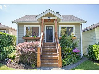Photo 1: 450 E 53RD Avenue in Vancouver: South Vancouver House for sale (Vancouver East)  : MLS®# V1074852