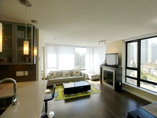 Photo 2: # 1307 7328 ARCOLA ST in Burnaby: Highgate Condo for sale (Burnaby South)  : MLS®# V1073226