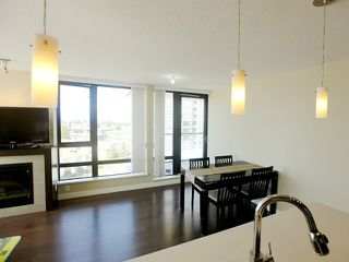 Photo 5: # 1307 7328 ARCOLA ST in Burnaby: Highgate Condo for sale (Burnaby South)  : MLS®# V1073226