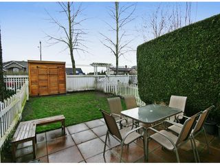 Photo 18: # 19 6465 184A ST in Surrey: Cloverdale BC Condo for sale (Cloverdale)  : MLS®# F1407563