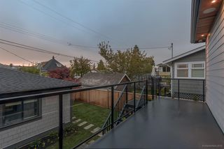 Photo 19: 4543 HARRIET STREET in Vancouver: Fraser VE House for sale (Vancouver East)  : MLS®# R2006179