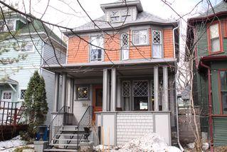 Photo 1: 104 Lenore Street in Winnipeg: West End / Wolseley Single Family Detached for sale (Winnipeg area)  : MLS®# 1407695