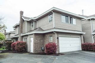 Photo 1: 19 8551 GENERAL CURRIE ROAD in Richmond: Brighouse South Townhouse for sale : MLS®# R2051652