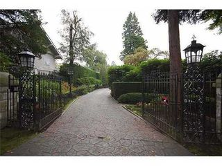 Photo 4: 3390 THE CRESCENT in Vancouver: Shaughnessy House for sale (Vancouver West)  : MLS®# V973696