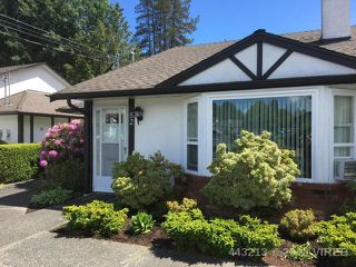 Main Photo: 52 120 FINHOLM N STREET in PARKSVILLE: Z5 Parksville Condo/Strata for sale (Zone 5 - Parksville/Qualicum)  : MLS®# 443213