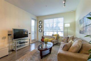 Photo 3: 317 608 COMO LAKE AVENUE in Coquitlam: Coquitlam West Condo for sale : MLS®# R2330497
