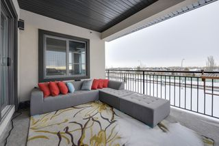 Photo 20: 320 1004 Rosenthal Boulevard: Edmonton Condo for sale : MLS®# E4141285
