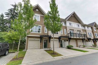Photo 1: 59 1295 SOBALL STREET in : Burke Mountain Townhouse for sale (Coquitlam)  : MLS®# R2289508