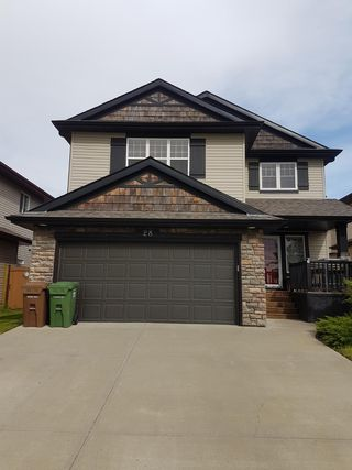 Photo 2: 28 Newmarket Way in St. Albert: House for rent