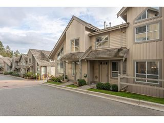 "Photo 1: 215 1465 PARKWAY Boulevard in Coquitlam: Westwood Plateau Townhouse for sale in ""SILVER OAK"" : MLS®# R2428218"