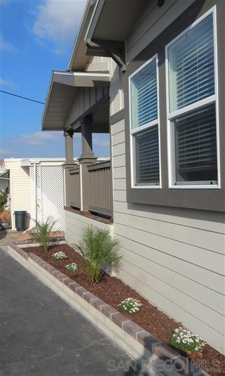 Photo 10: SANTEE Manufactured Home for sale : 2 bedrooms : 8545 Mission Gorge Rd #219