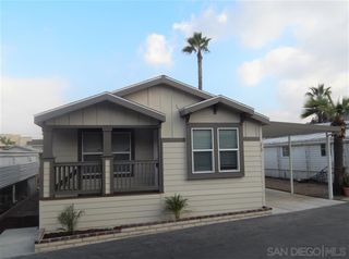 Photo 1: SANTEE Manufactured Home for sale : 2 bedrooms : 8545 Mission Gorge Rd #219