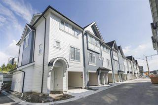 """Main Photo: 40 9211 MCKIM Way in Richmond: West Cambie Townhouse for sale in """"CAMDEN WALK"""" : MLS®# R2439777"""