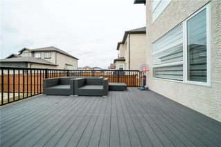 Photo 37: 26 Otter Lake Place in Winnipeg: South Pointe Residential for sale (1R)  : MLS®# 202007312