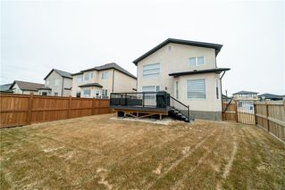 Photo 36: 26 Otter Lake Place in Winnipeg: South Pointe Residential for sale (1R)  : MLS®# 202007312
