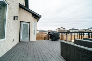 Photo 39: 26 Otter Lake Place in Winnipeg: South Pointe Residential for sale (1R)  : MLS®# 202007312
