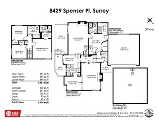Photo 28: 8429 SPENSER Place in Surrey: Bear Creek Green Timbers House for sale : MLS®# R2464631