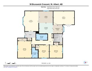 Photo 42: 38 Brunswick Crescent: St. Albert House for sale : MLS®# E4203904