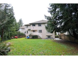 Photo 10: 3329 TURNER Avenue in Coquitlam: Hockaday House for sale : MLS®# V986733